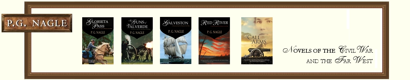 P. G. Nagle – Historical Fiction